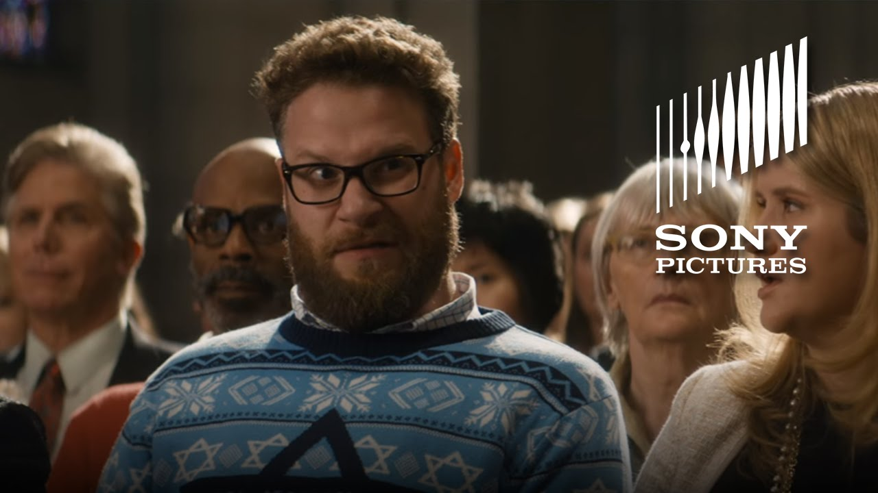 "The Night Before Clip – ""Midnight Mass"" (ft Seth Rogen)"