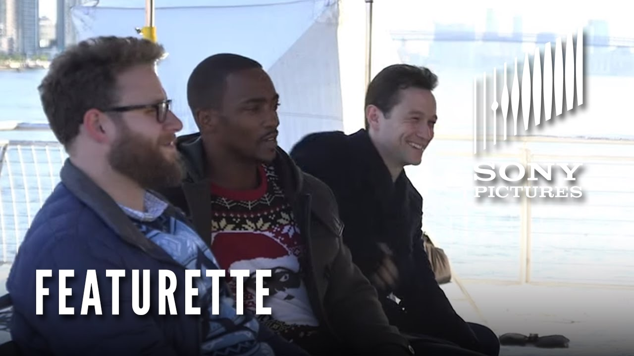 The Night Before Featurette – Three Wise Men
