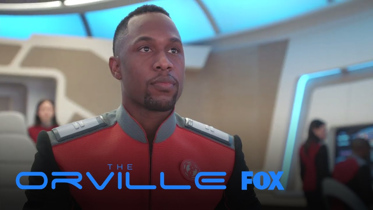 The Orville Sets Course To The Next Destination – Season 1 Ep. 1 – THE ORVILLE