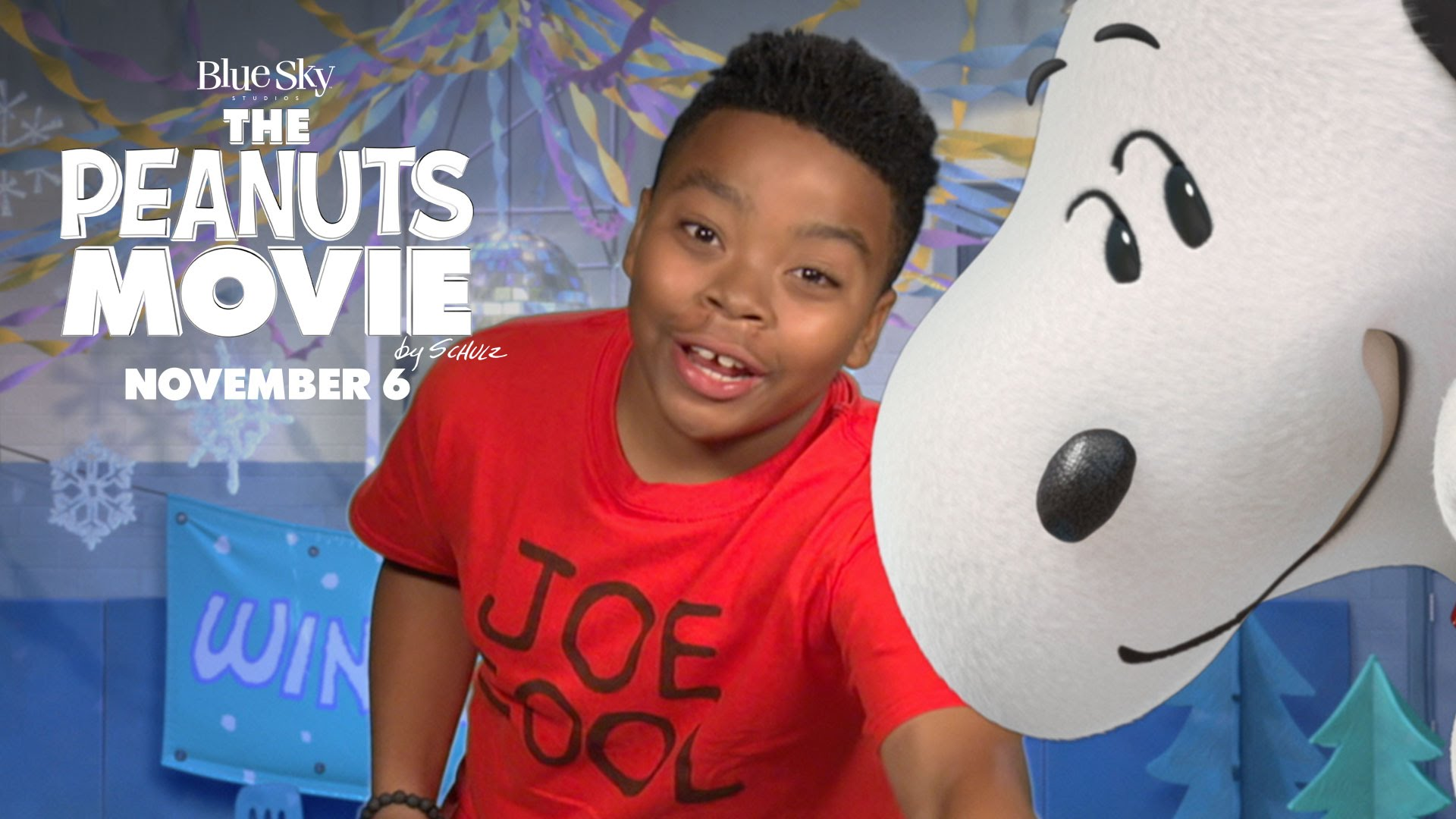 The Peanuts Movie | How To Make a Joe Cool Costume [HD] | 20th Century FOX