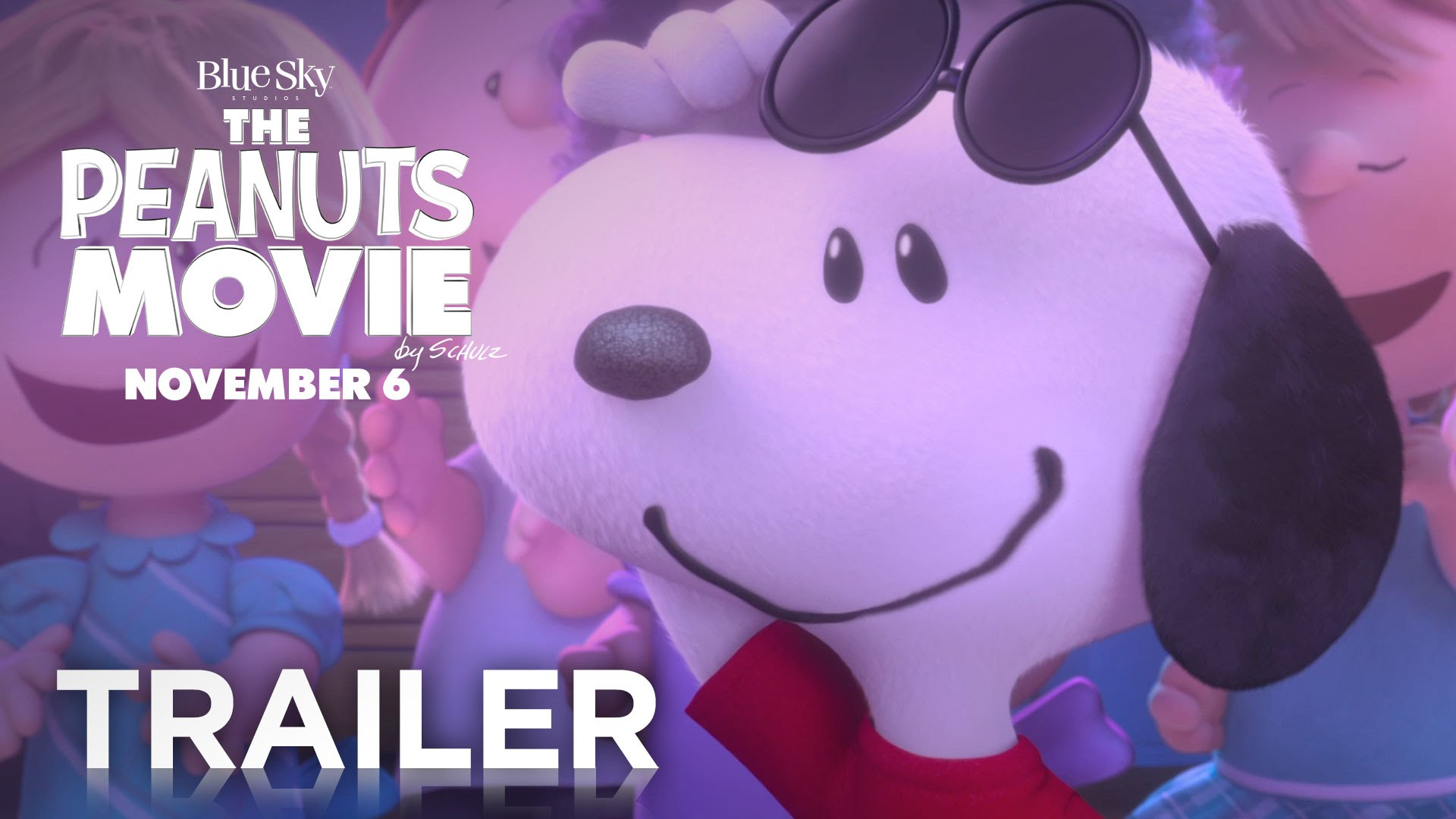 The Peanuts Movie | Official Trailer 2 [HD] | 20th Century FOX