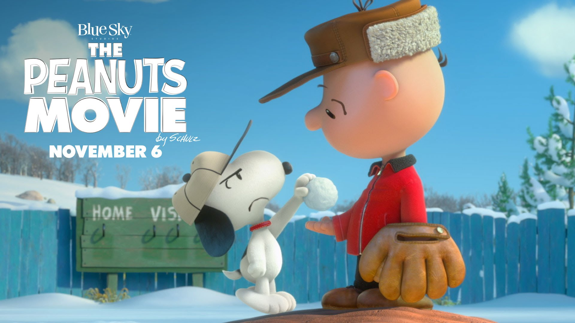 The Peanuts Movie | The Legacy Of Charles Schulz [HD] | 20th Century FOX