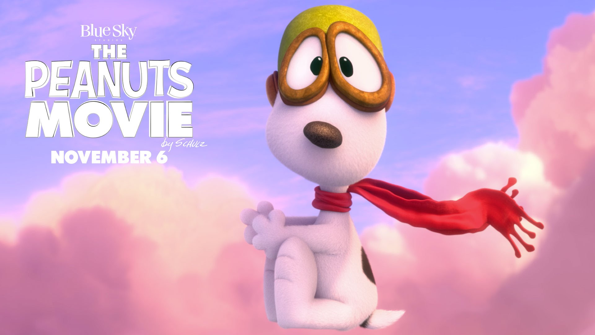 The Peanuts Movie | The Red Baron [HD] | 20th Century FOX