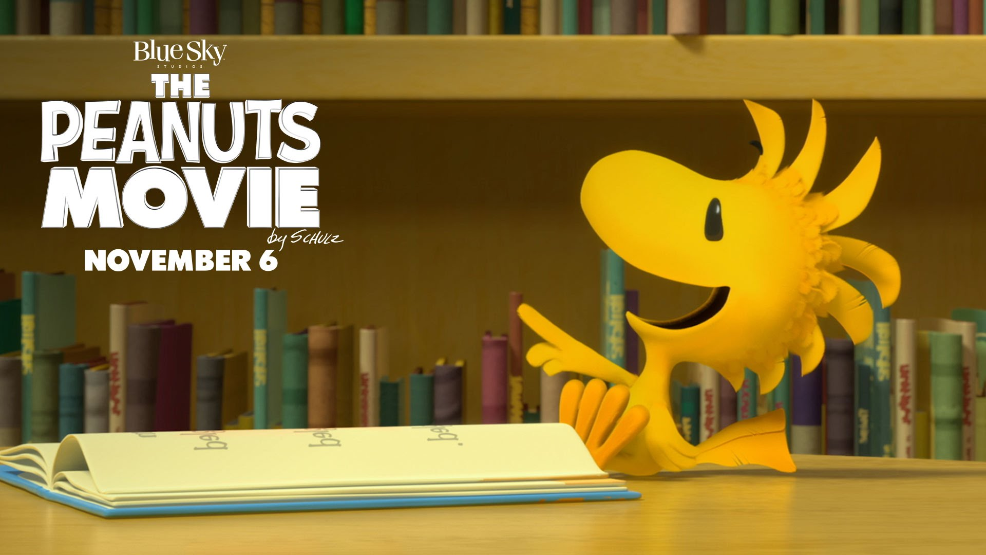 The Peanuts Movie   True To the Art [HD]   20th Century FOX