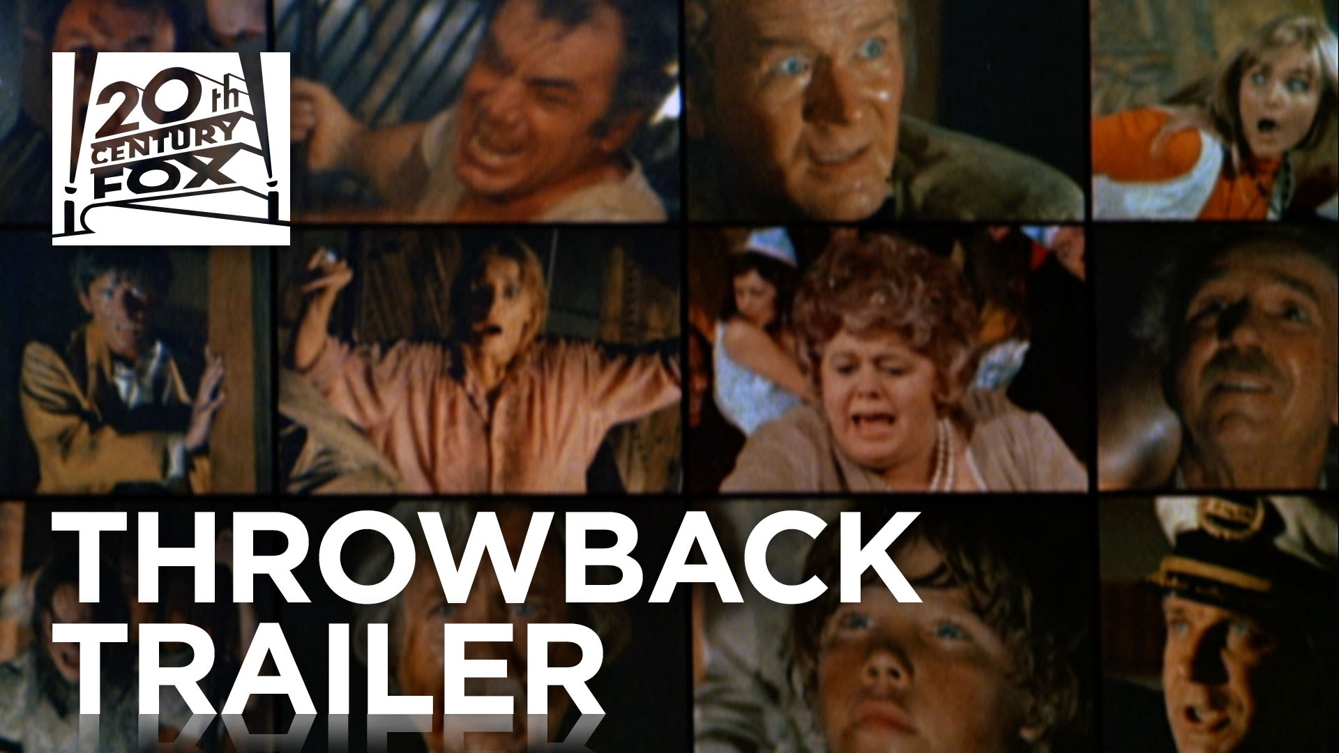 The Poseidon Adventure | #TBT Trailer | 20th Century FOX