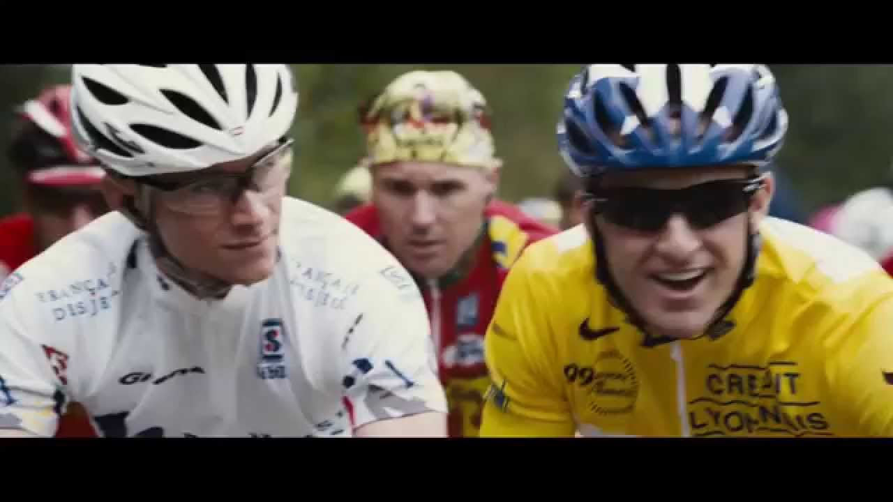 The Program – Becoming Lance Armstrong – featurette – in cinemas now