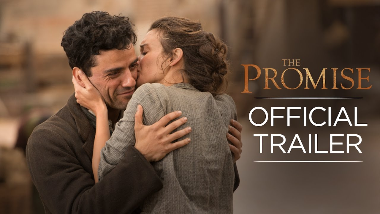 The Promise – Official Trailer starring Oscar Isaac and Christian Bale
