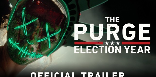 The Purge: Election Year – Official Trailer (HD)