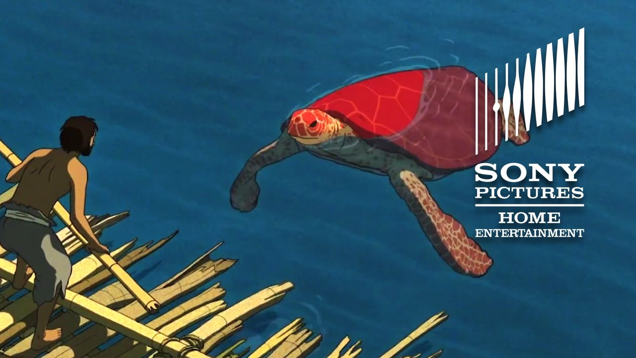 The Red Turtle – Now On Blu-ray And Digital