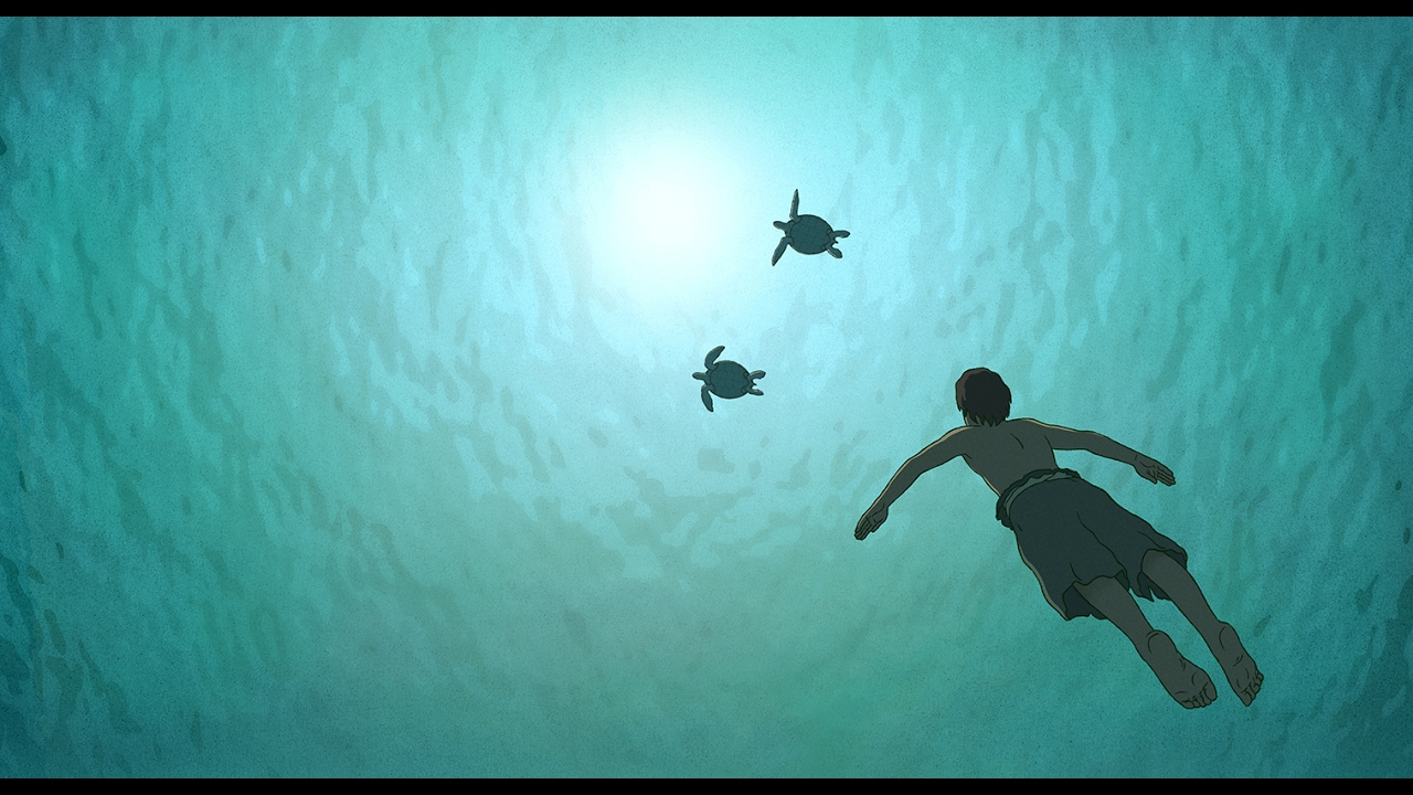 THE RED TURTLE – Official Trailer – In Cinemas May 26th