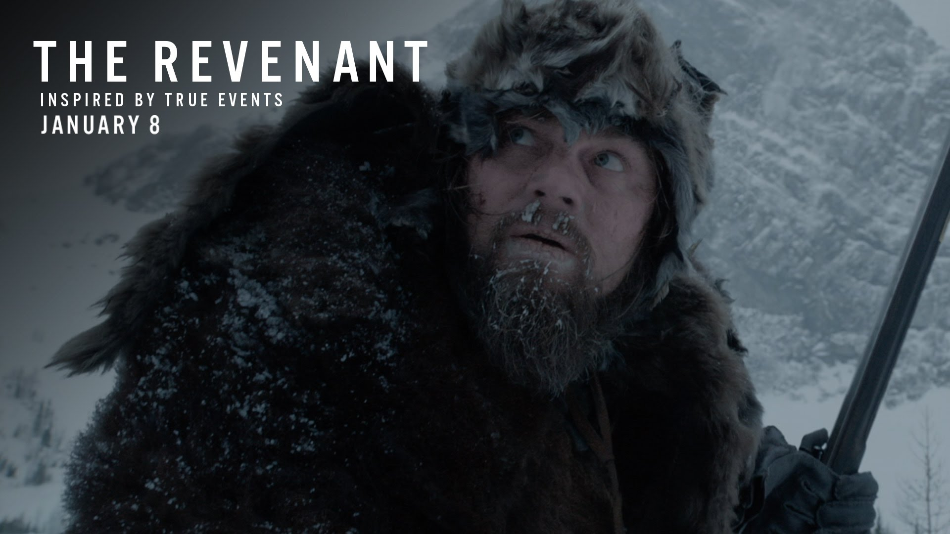 "The Revenant | ""See"" TV Commercial [HD] 