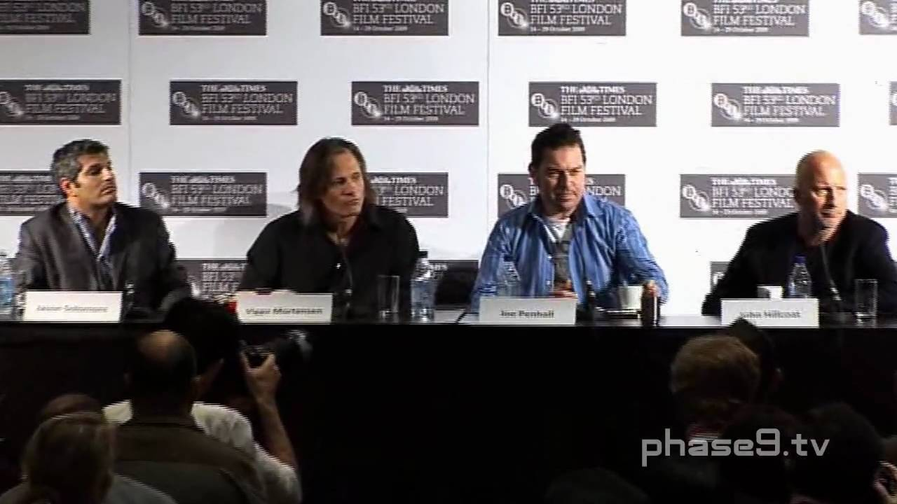 The Road, London Press Conference – Part 4