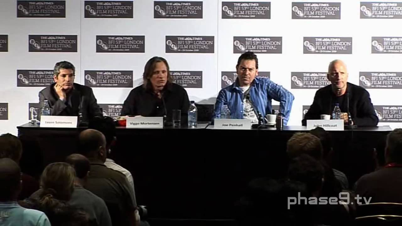 The Road, London Press Conference – Part 3
