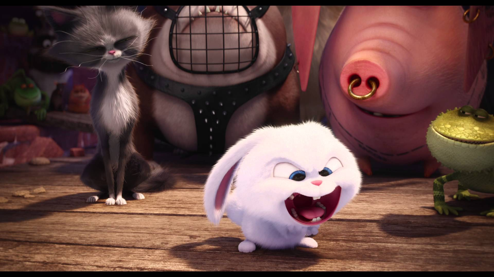The Secret Life of Pets – Happy Easter (Universal Pictures)