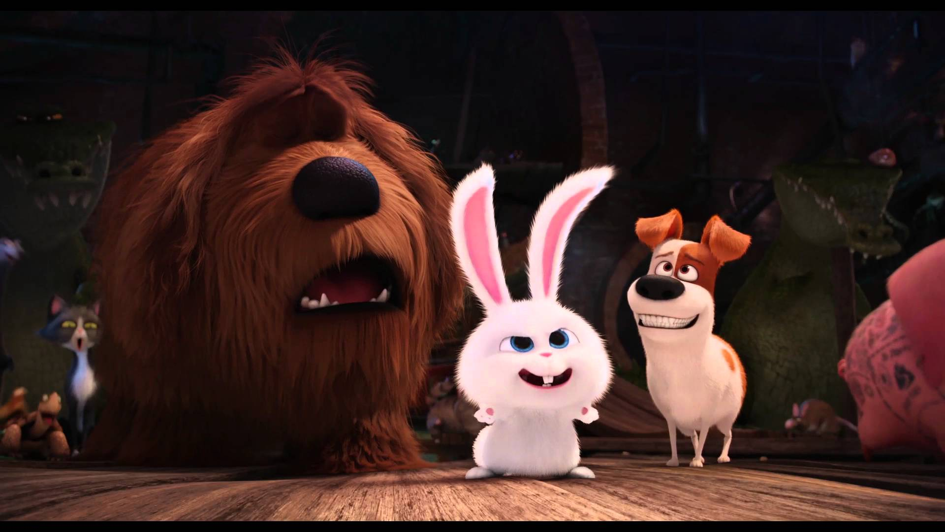 The Secret Life of Pets – Snowball Trailer (Universal Pictures)