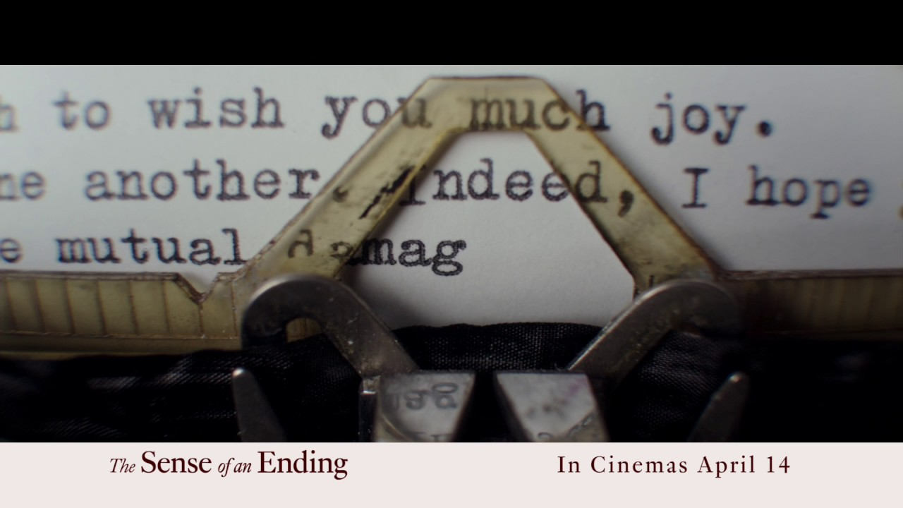 THE SENSE OF AN ENDING – Official TV Spot – In cinemas April 14th