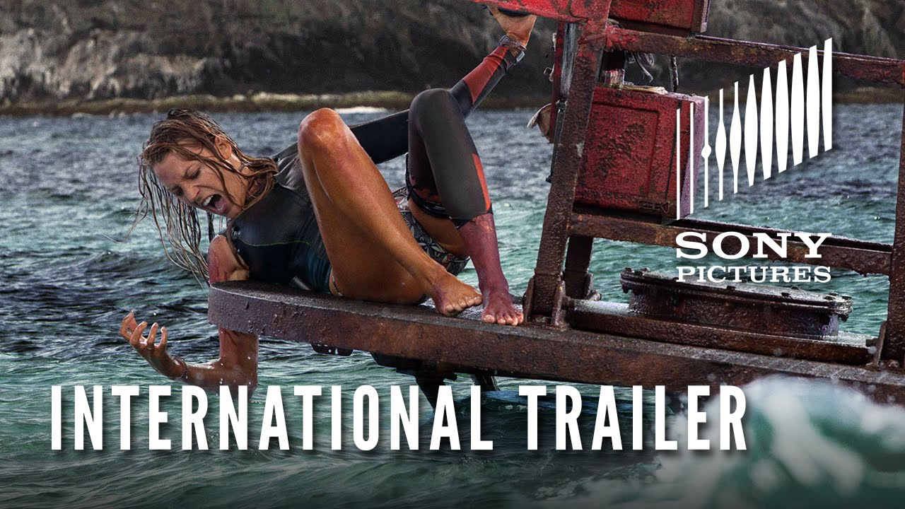 The Shallows – International Teaser Trailer