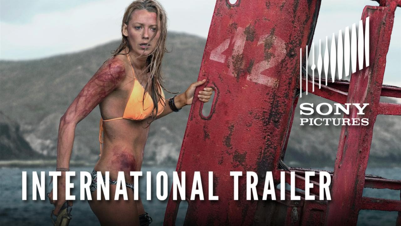 THE SHALLOWS – International Trailer #2 (HD)