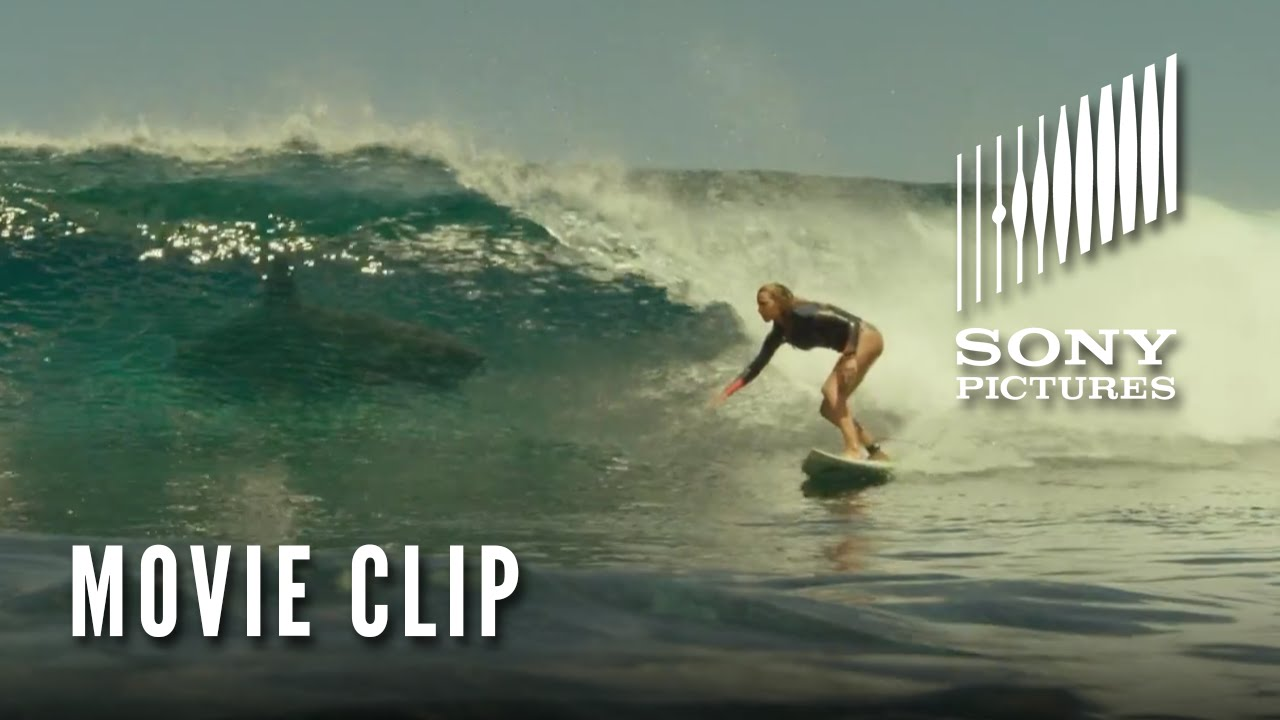 THE SHALLOWS Movie Clip – Attack (Ft. Blake Lively)