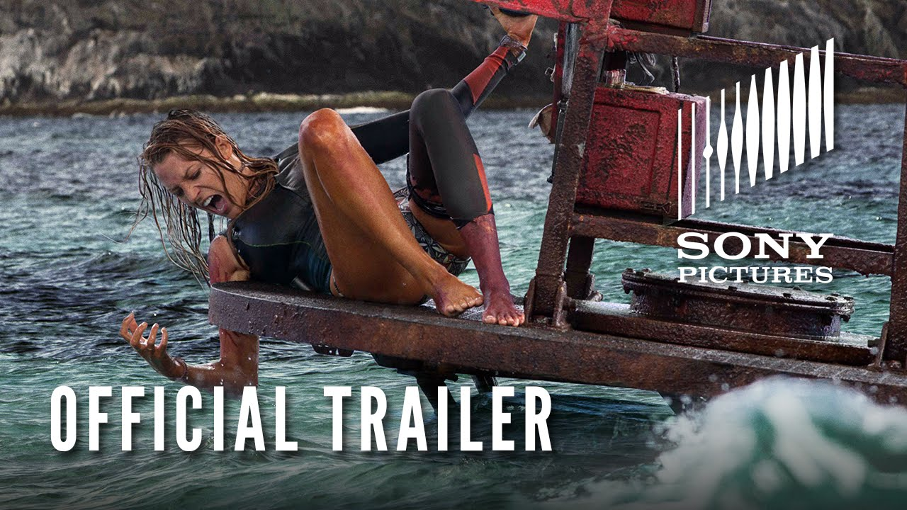 The Shallows – Official Trailer