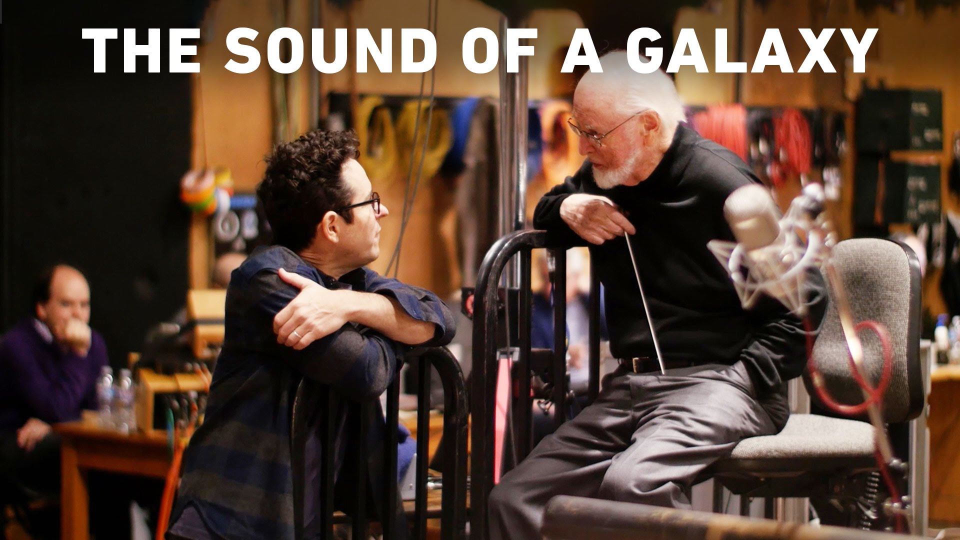 The Sound of a Galaxy: Inside the Star Wars: The Force Awakens Soundtrack