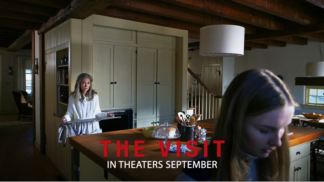 The Visit – In Theaters September 11 (TV SPOT 16) (HD)