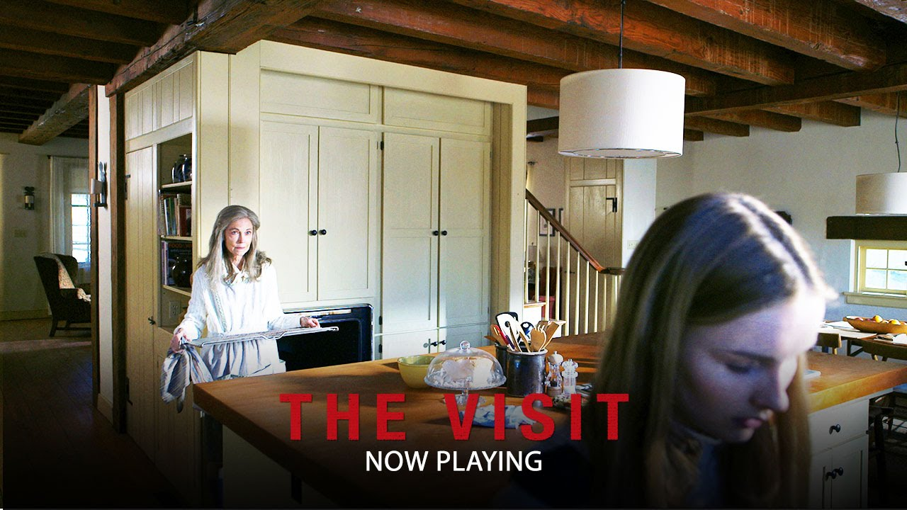 The Visit – Now Playing (TV SPOT 25) (HD)
