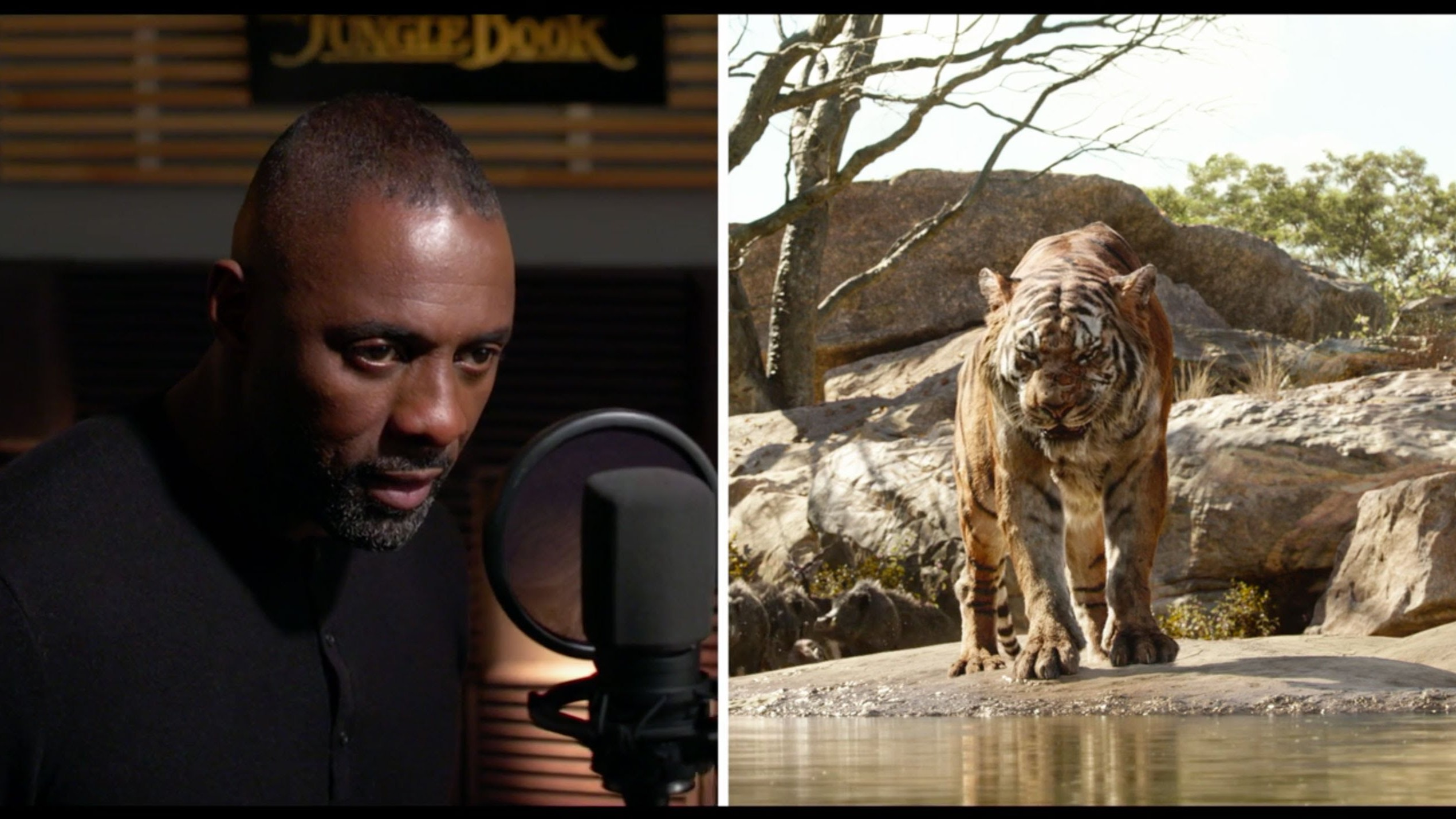 """The Voices"" Featurette – The Jungle Book"