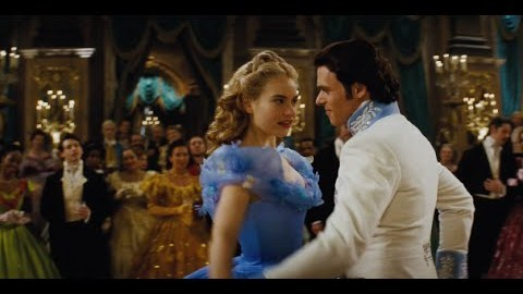 """They're All Looking At You"" Clip – Disney's Cinderella"