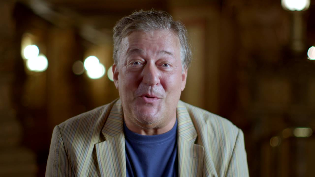Tickled – Stephen Fry Intro- In Cinemas Tomorrow.