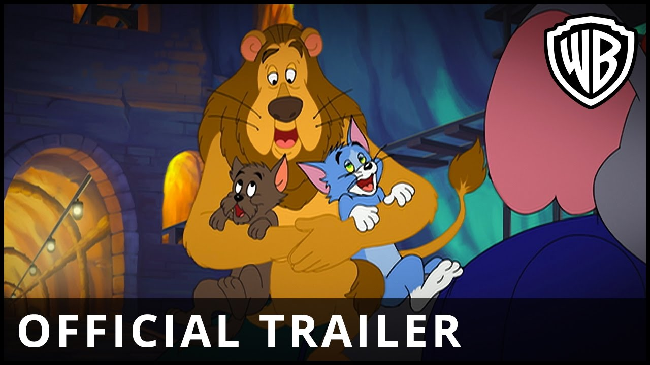 Tom and Jerry: Back to Oz – Official Trailer – Warner Bros. UK