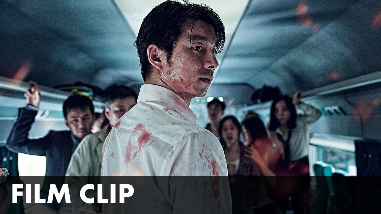 TRAIN TO BUSAN – Zombies on train clip – In cinemas October 28th