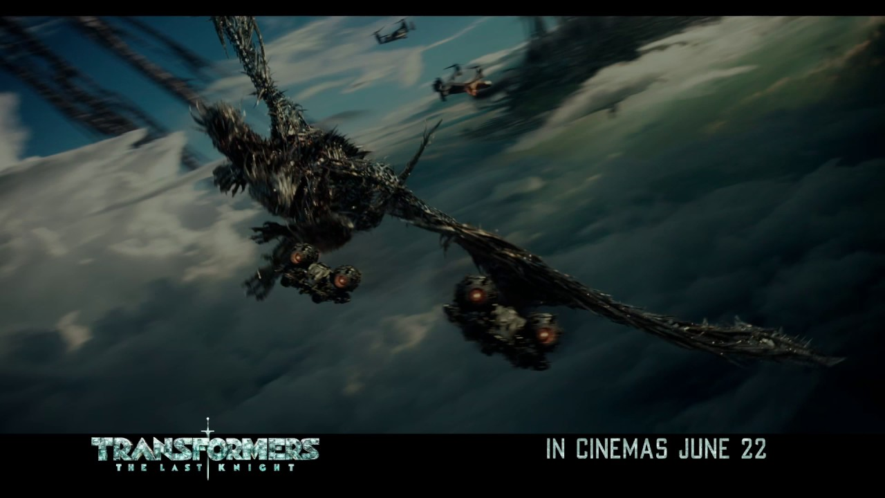 Transformers: The Last Knight | Big 3D | Paramount Pictures UK
