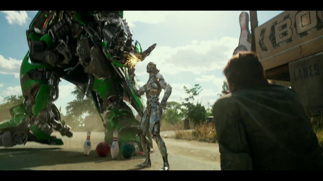 Transformers: The Last Knight | Cogman | Paramount Pictures UK