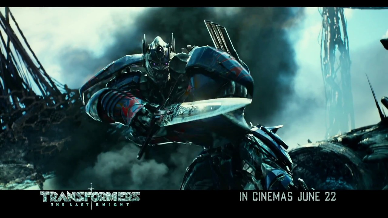 Transformers: The Last Knight | Fight Chapter | Paramount Pictures UK