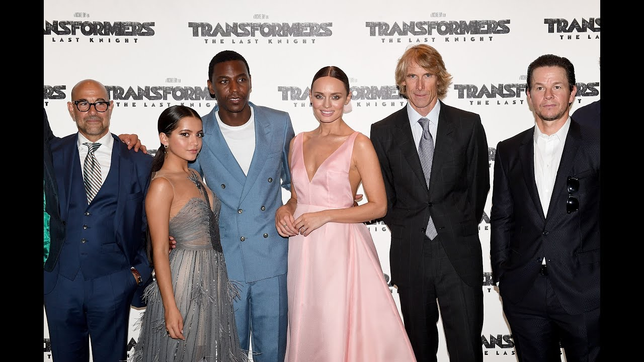 Transformers: The Last Knight | Global Premiere Sizzle | Paramount Pictures UK