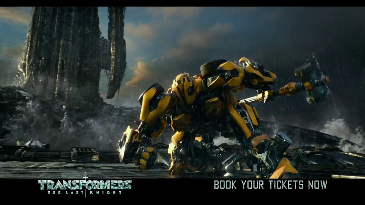 Transformers: The Last Knight | Heroic | Paramount Pictures UK