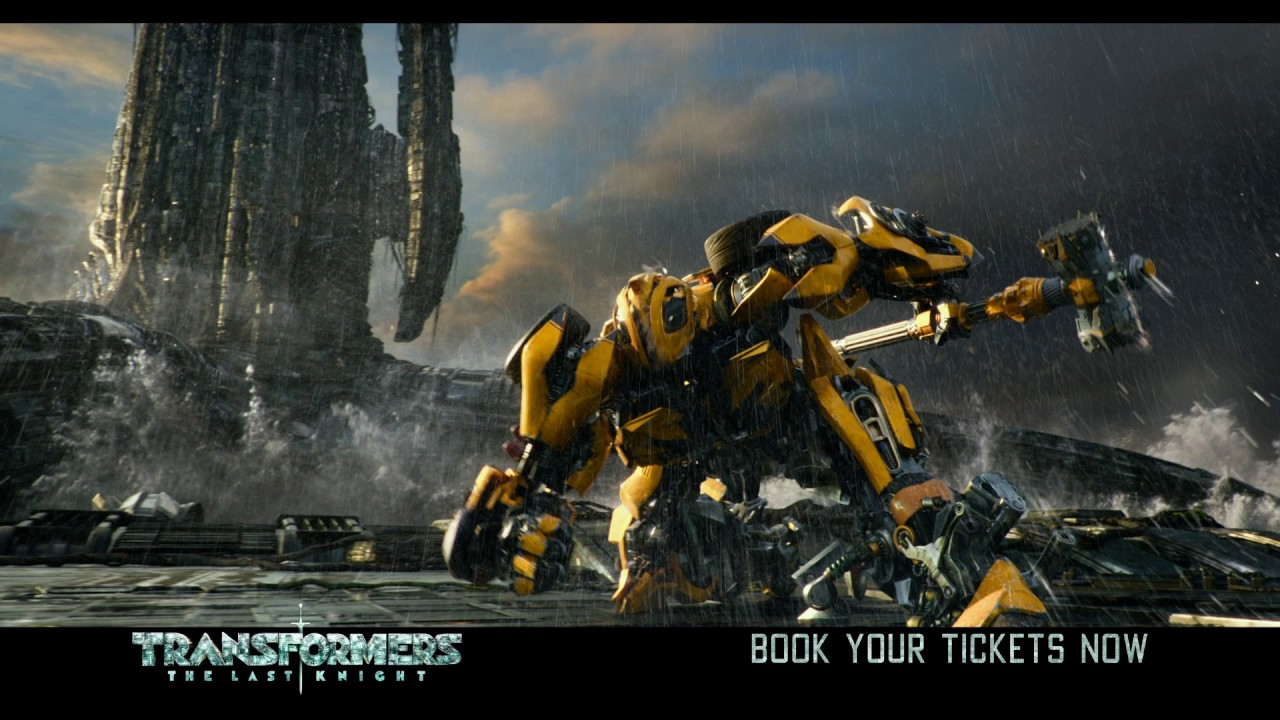Transformers: The Last Knight | Hero Bee | Paramount Pictures UK