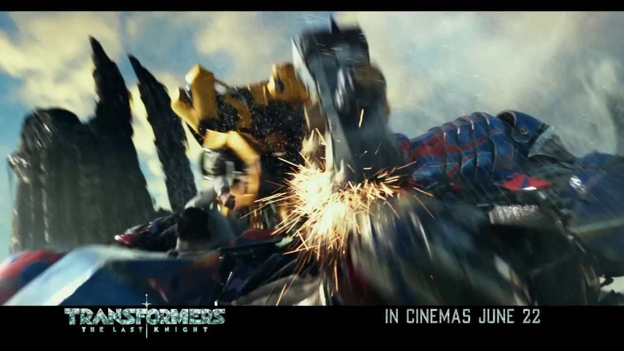 Transformers: The Last Knight | Journey Chapter | Paramount Pictures UK