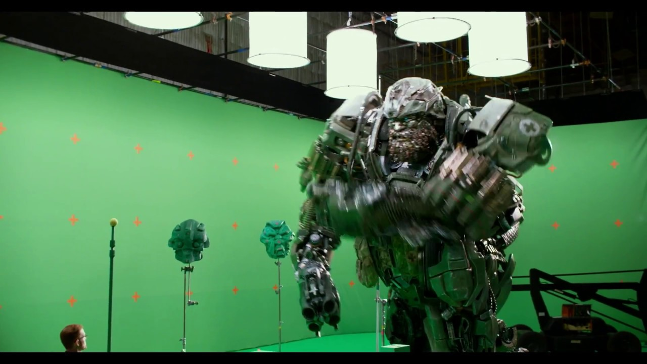 Transformers: The Last Knight | Motion Capture With Josh Duhamel | Paramount Pictures UK