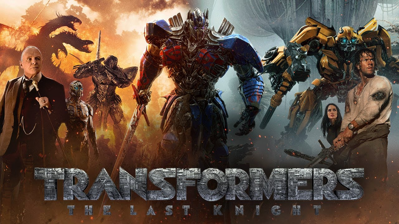 Transformers: The Last Knight – New International Trailer – Paramount Pictures