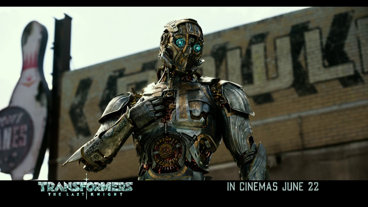 Transformers: The Last Knight | Nice Ride | Paramount Pictures UKtransformers