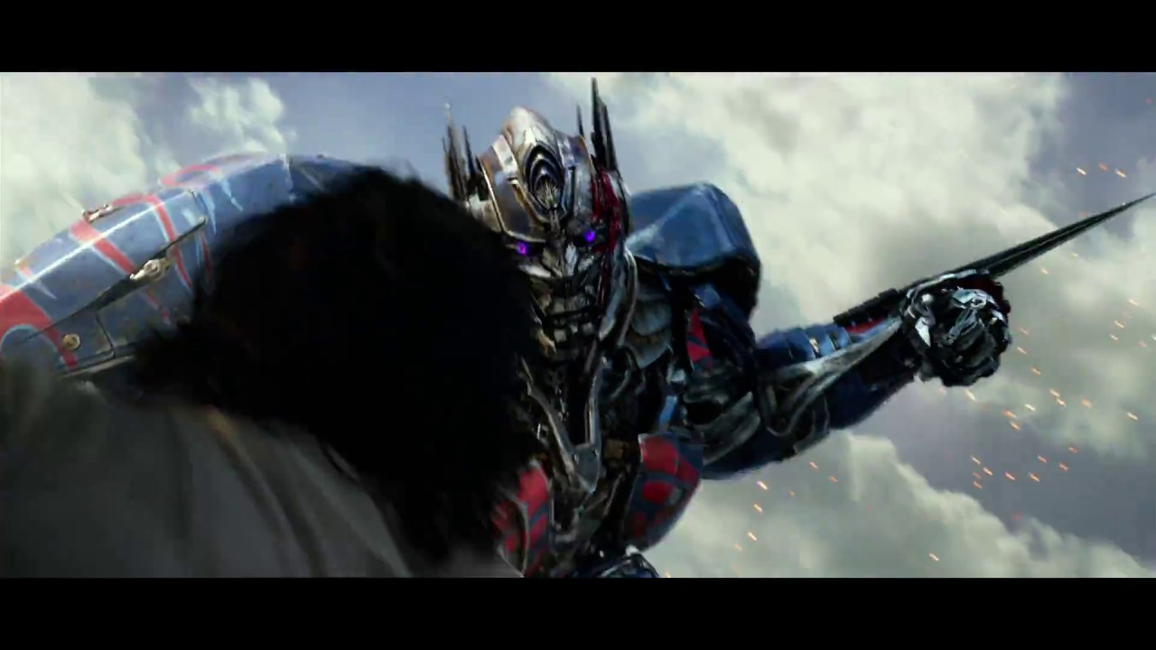 Transformers: The Last Knight | Optimus Prime vs Bumblebee: Choose A Side | Paramount Pictures UK