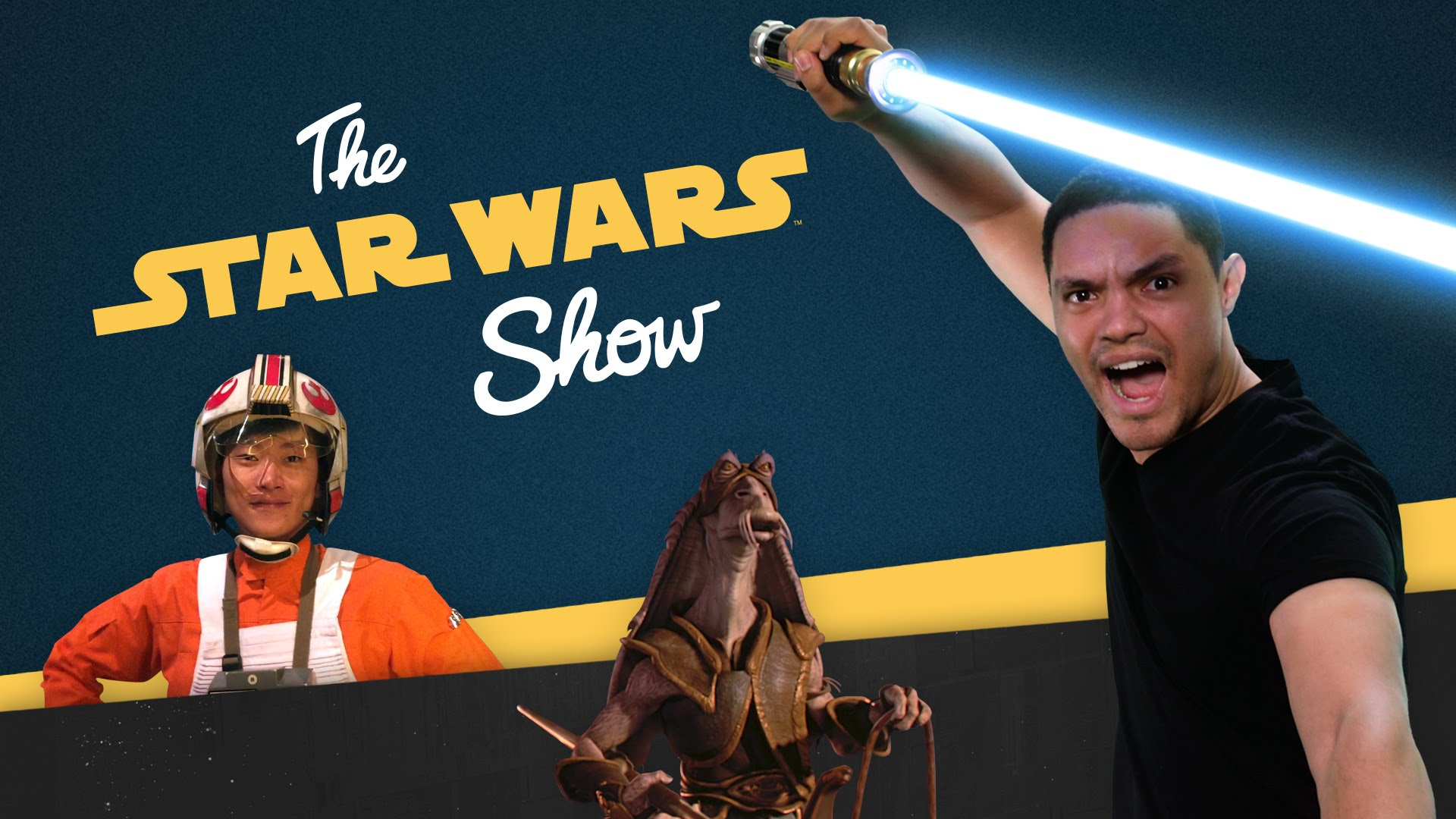 Trevor Noah Interview, Star Wars at Shanghai Disneyland, and More | The Star Wars Show