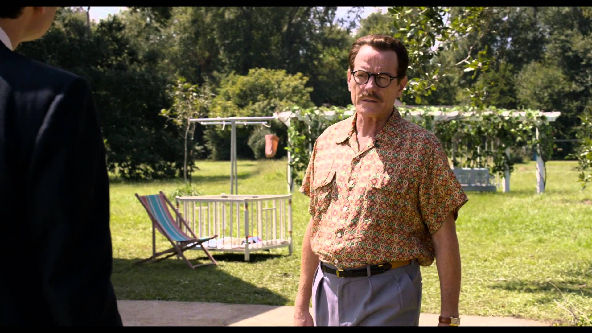 """TRUMBO – OFFICIAL """"I'LL SEE YOU IN WASHINGTON"""" CLIP [HD]"""