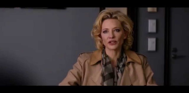 TRUTH – Cate Blanchett TV SPOT