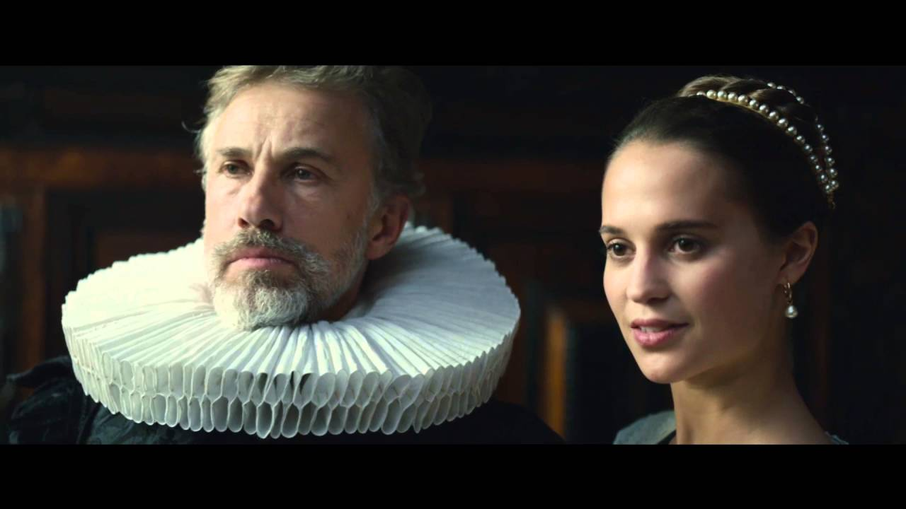 TULIP FEVER – Official US Trailer – The Weinstein Company