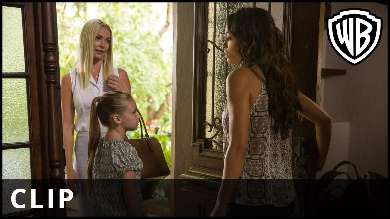 """Unforgettable – """"Are You Threatening Me?"""" Clip – Warner Bros. UK"""