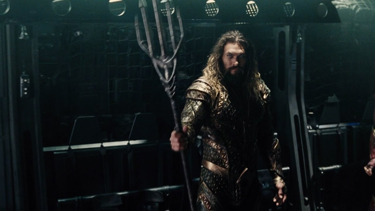 UNITE THE LEAGUE – AQUAMAN