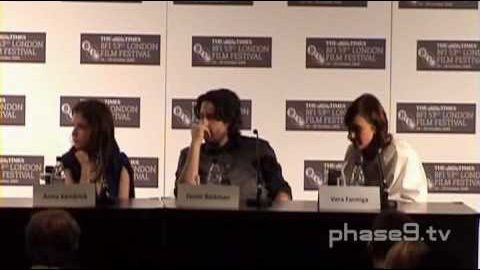 Up In The Air, London Press Conference – Part 2